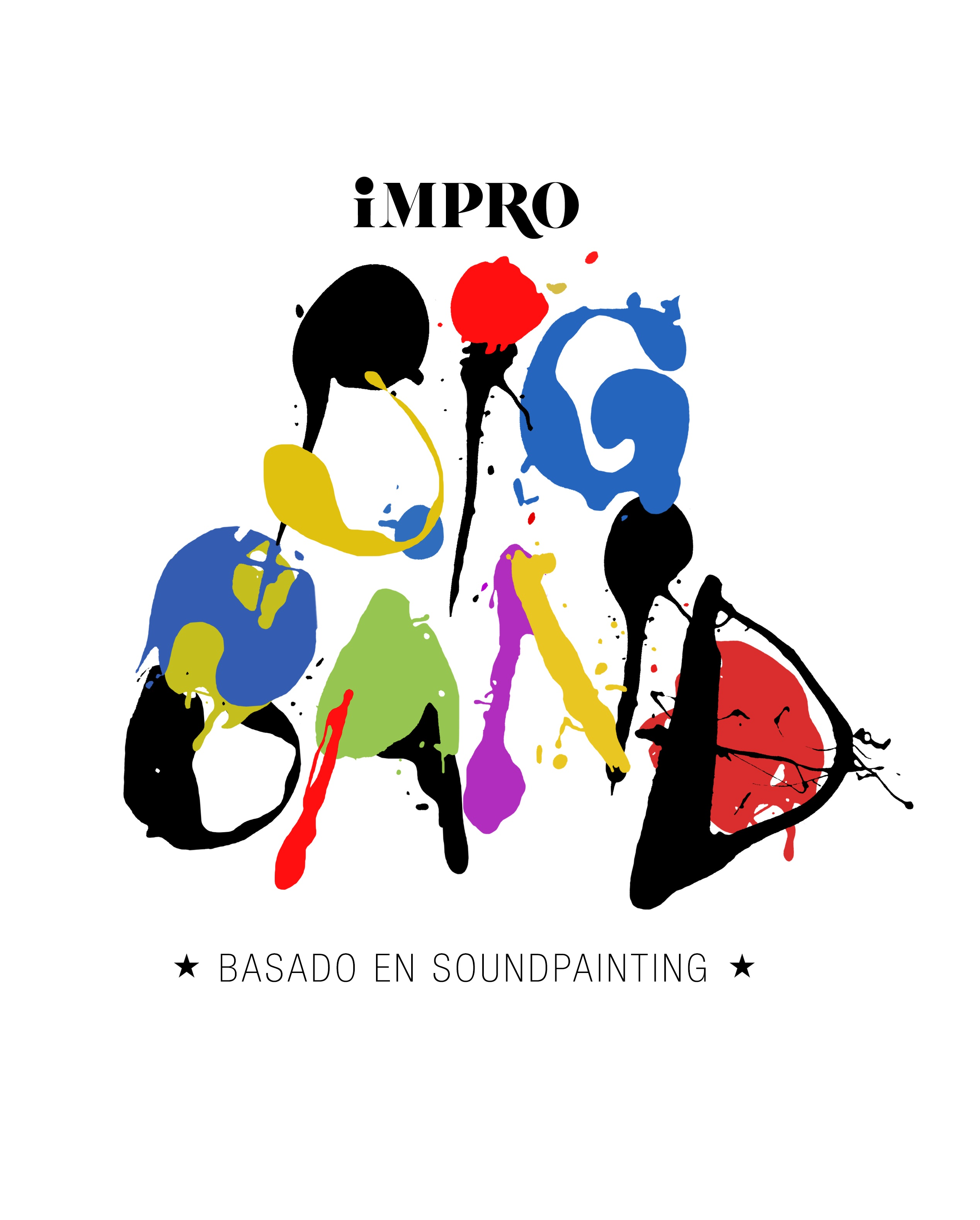 Impro Big Band logo